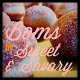 Guest Post: Boms by Sweet & Savary