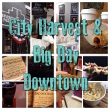 City Harvest and Big Day Downtown2014
